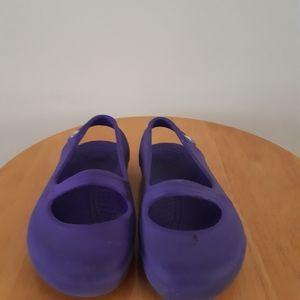 Crocs baby sandals shoes